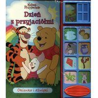 Książki dla dzieci, Disney Kubuś i Przyjaciele. Dzień z przyjaciółmi - Praca zbiorowa (opr. kartonowa)