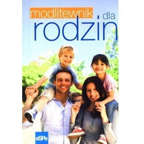 Książki religijne, Modlitewnik dla rodzin (opr. broszurowa)