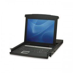 Intellinet Przełącznik KVM 8-portowy USB/PS2 z konsola LCD