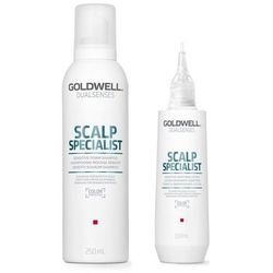 Goldwell DS SS Sensitive Foam Shampoo 250ml + Goldwell DS SS Soothing Lotion 150ml