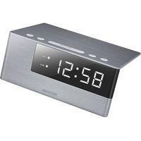 Zegary, SENCOR zegar cyfrowy z budzikiem SDC 4600 WH