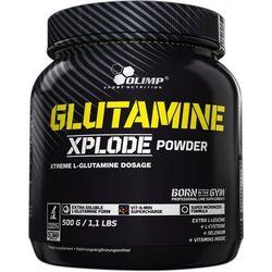OLIMP Glutamine Xplode - 500g - Lemon Najlepszy produkt tylko u nas!