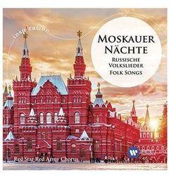 MOSKAUER NACHTE RUSSISCHE VOLKSLIEDER - Red Star Army Chorus & Dance Ens (Płyta CD)