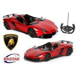 Duże Licencjonowane Zdalnie Sterowane Lamborghini Aventador J (1:12) + Bezprzewodowy Pilot.