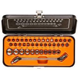 Zestaw kluczy nasadowych NEO 1/4 cala 08-603 (41 elementy) + Zamów z DOSTAWĄ JUTRO!
