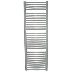 Grzejnik łazienkowy York - wykończenie zaokrąglone, 400x1200, Biały/RAL -