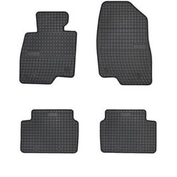 Dywaniki gumowe czarne Mazda 3 (III) od 2014