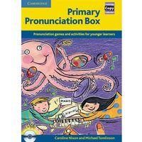 Książki do nauki języka, Primary Pronunciation Box + CD (opr. miękka)