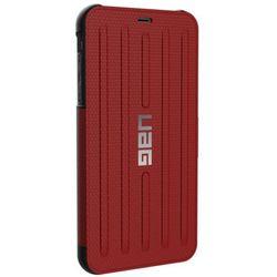 UAG Metropolis - obudowa ochronna do iPhone Xs Max (czerwona)