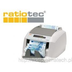 ratiotec rapidcount S 20, liczarka pieniędzy PLN / EUR