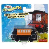 Pojazdy bajkowe dla dzieci, Tomek i Przyjaciele Mała lokomotywa, Hania