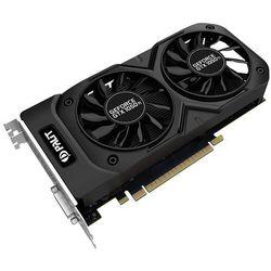Palit GeForce CUDA GTX 1050 DUAL OC 4GB DDR5 128BIT DVI-D/HDMI/DP DARMOWA DOSTAWA DO 400 SALONÓW !!