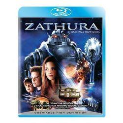 Zathura - kosmiczna przygoda (Blu-Ray) - Jon Favreau DARMOWA DOSTAWA KIOSK RUCHU