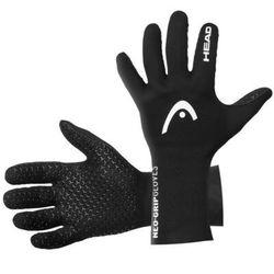Head Neo Rękawice Grip, black XS 2020 Akcesoria pływackie i treningowe Przy złożeniu zamówienia do godziny 16 ( od Pon. do Pt., wszystkie metody płatności z wyjątkiem przelewu bankowego), wysyłka odbędzie się tego samego dnia.