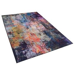 Dywan 140 x 200 cm wielokolorowy MARDIN
