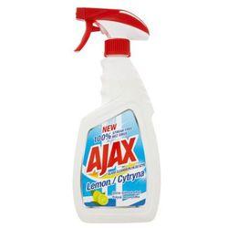 AJAX 500ml Lemon Cytrynowy Płyn do mycia szyb