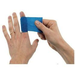 Bandaż Piankowy Cederroth Soft Foam Bandage Blue 4,5 M