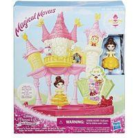 Figurki i postacie, Disney Princess Roztańczony pałac Belli - DARMOWA DOSTAWA OD 199 ZŁ!!!
