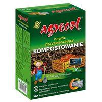 Odżywki i nawozy, Nawóz przyspieszający kompostowanie Agrecol 3 kg