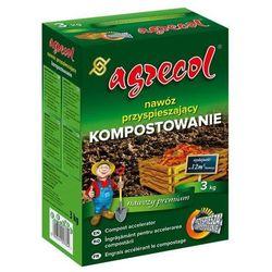 Nawóz przyspieszający kompostowanie Agrecol 3 kg
