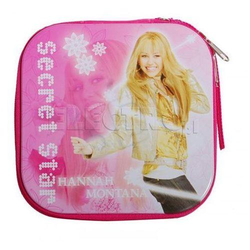 Pudełka i portfele na płyty, Etui na 24 CD ARKAS Disney - Hannah Montana