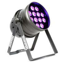Pozostały sprzęt estradowy, Beamz BPP200 LED Par Reflektor 64 12x 18W 6 w 1 LE
