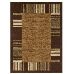 Dywan SOLAR brązowy 60 x 110 cm