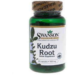 Swanson Kudzu Root (korzeń) 500mg - 60 kapsułek