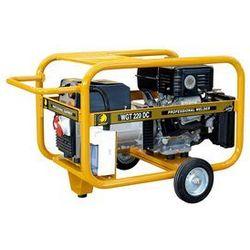 Agregat prądotwórczy spawalniczy Benza WGT 220 DC