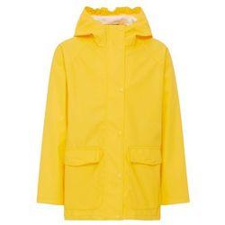 NAME IT Kurtka przejściowa 'NKNMIL RAIN JACKET CAMP' żółty