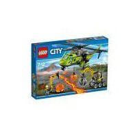 Helikoptery dla dzieci, LEGO City. Helikopter dostawczy 60123