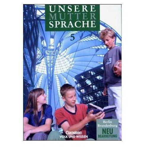 Pozostałe książki, Sprachbuch, Klasse 5