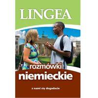 Książki do nauki języka, Rozmówki niemieckie, Z nami się dogadacie. Wyd. 4 - Opracowanie zbiorowe (opr. miękka)