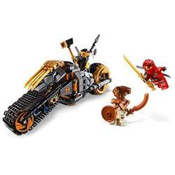 Lego NINJAGO 70672 Motocykl Cole'a