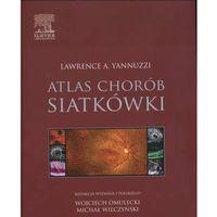 Książki medyczne, Atlas chorób siatkówki (opr. twarda)