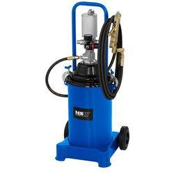 MSW Smarownica pneumatyczna - 12 l - 300-400 bar PRO-G 12M - 3 LATA GWARANCJI