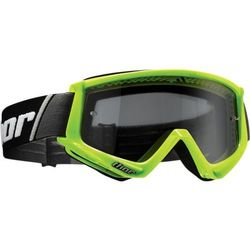 THOR GOGLE COMBAT SAND OFFROAD FLO GREEN/BLACK =$