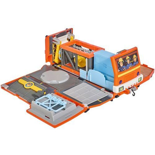 Jeżdżące dla dzieci, Remiza strażacka/pojazd jupiter 2w1 strażak sam