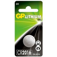 Baterie, GP Batteries bateria CR 2016 (1szt.)