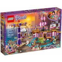 Klocki dla dzieci, 41375 PIRACKA PRZYGODA W HEARTLAKE (Heartlake City Amusement Pier) KLOCKI LEGO FRIENDS