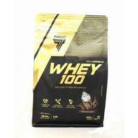 Odżywki białkowe, Trec Gold Core Whey 100 900 g Białko czekolada