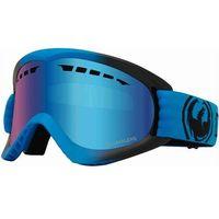 Kaski i gogle, gogle snowboardowe DRAGON - Dr Dx Base Ion Blueberry Llblueion (420) rozmiar: OS