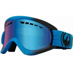gogle snowboardowe DRAGON - Dr Dx Base Ion Blueberry Llblueion (420) rozmiar: OS