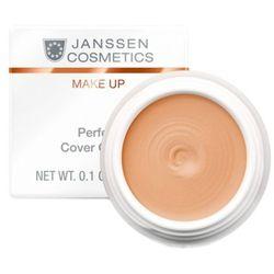 Janssen Cosmetics PERFECT COVER CREAM 04 Kamuflaż/korektor 04 (C-840.04)