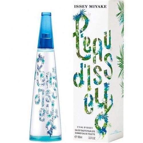 Wody toaletowe damskie, Issey Miyake L'Eau D'Issey Summer woda toaletowa dla kobiet 100 ml