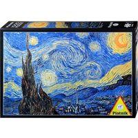 Puzzle, Piatnik, puzzle, 1000 elementów, Gwiaździsta noc