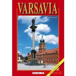 Warszawa i okolice. Wersja włoska (opr. miękka)