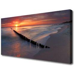 Obraz na Płótnie Plaża Morze Krajobraz