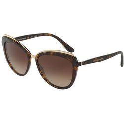 Dolce&Gabbana Okulary przeciwsłoneczne braun