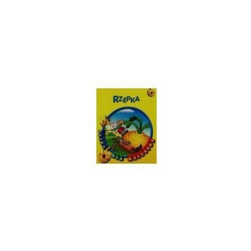 Książki dla dzieci, Bajka dla maluszka - rzepka (opr. broszurowa)